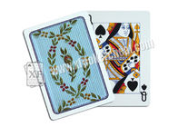 Cheating Da Vinci Plastic Marked Poker Cards With Invisible Barcodes ISO