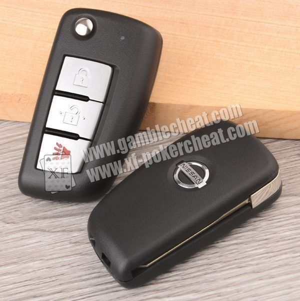 Infrared Nissan Car Key Camera For Poker Analyzer To Scan Invisible Ink Marking